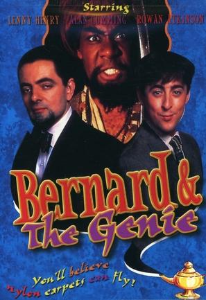 Bernard and the Genie - DVD movie cover (thumbnail)