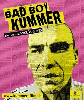 Bad Boy Kummer - Swiss Movie Poster (thumbnail)