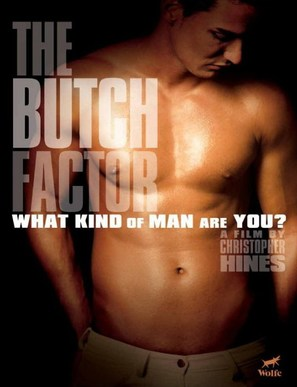 The Butch Factor - Blu-Ray cover (thumbnail)