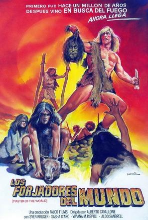 Padroni del mondo, I - Spanish Movie Poster (thumbnail)