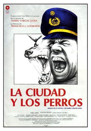 Ciudad y los perros, La - Spanish Movie Poster (thumbnail)