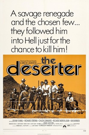 The Deserter - Movie Poster (thumbnail)