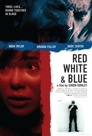 Red White & Blue - Movie Poster (thumbnail)