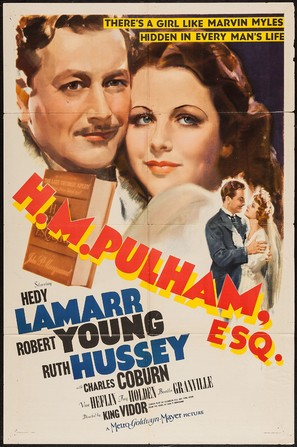 H.M. Pulham, Esq. - Movie Poster (thumbnail)
