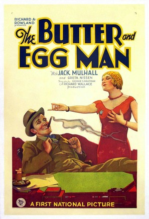 The Butter and Egg Man