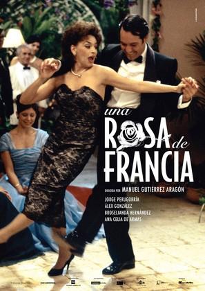 Rosa de Francia, Una - Spanish Movie Poster (thumbnail)