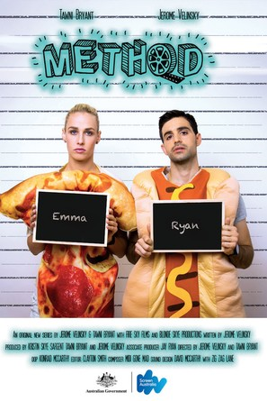 """Method"" - Australian Movie Poster (thumbnail)"