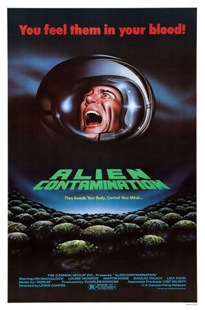 Contamination - Movie Poster (thumbnail)