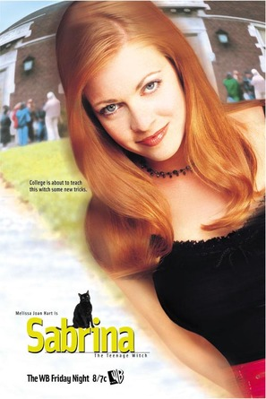 """Sabrina, the Teenage Witch"" - Movie Poster (thumbnail)"