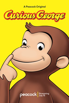 """Curious George"" - Movie Poster (thumbnail)"