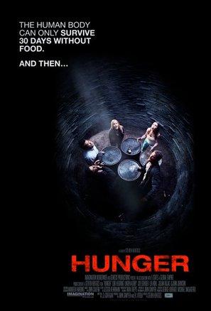 Hunger - Movie Poster (thumbnail)
