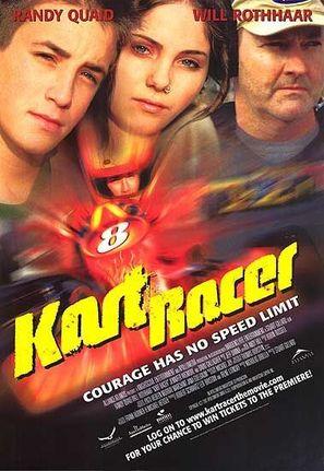 Kart Racer - Movie Poster (thumbnail)