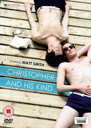 Christopher and His Kind - British DVD movie cover (thumbnail)