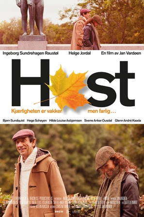 Høst: Autumn Fall - Norwegian Movie Poster (thumbnail)