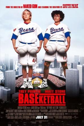 BASEketball - Movie Poster (thumbnail)