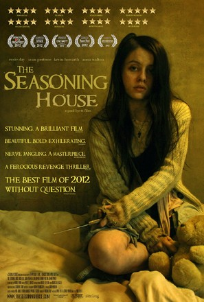 The Seasoning House - British Movie Poster (thumbnail)