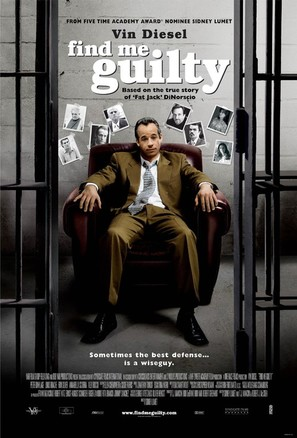 Find Me Guilty - Movie Poster (thumbnail)