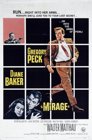 Mirage - Movie Poster (thumbnail)