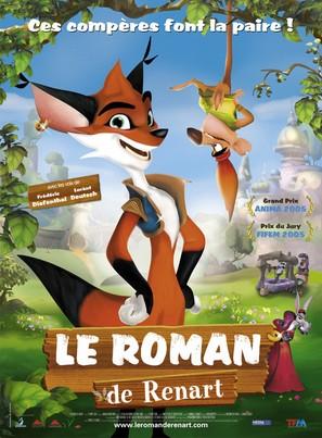 Roman De Renart, Le - French poster (thumbnail)