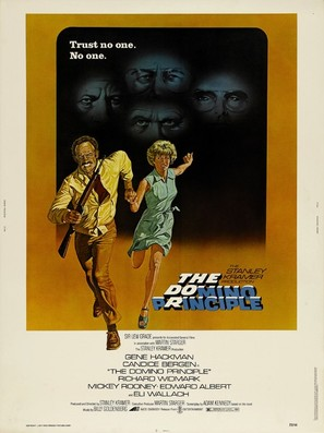 The Domino Principle - British Movie Poster (thumbnail)
