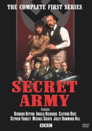 """Secret Army"" - British Movie Cover (thumbnail)"