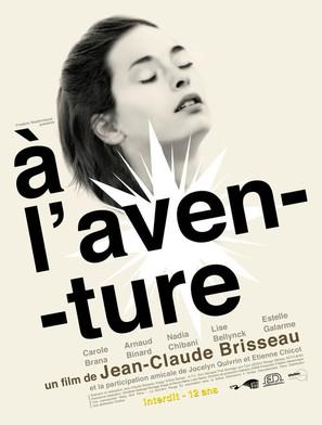 À l'aventure - French Movie Poster (thumbnail)