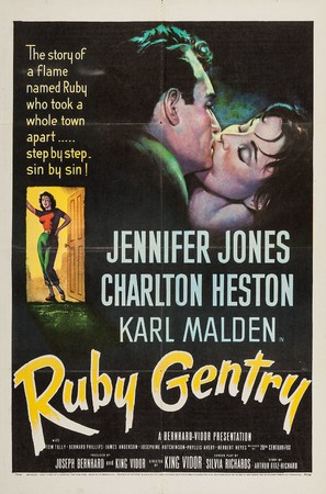 Ruby Gentry - Movie Poster (thumbnail)