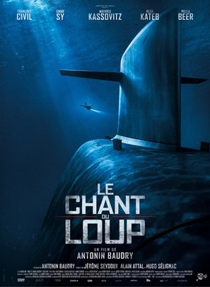 Le chant du loup - French Movie Poster (thumbnail)