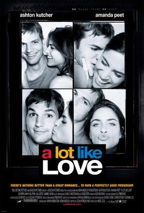 A Lot Like Love - Movie Poster (thumbnail)