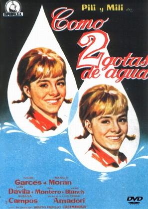 Como dos gotas de agua - Spanish Movie Cover (thumbnail)
