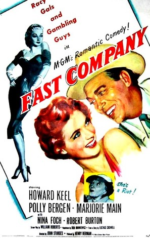 Fast Company - Movie Poster (thumbnail)