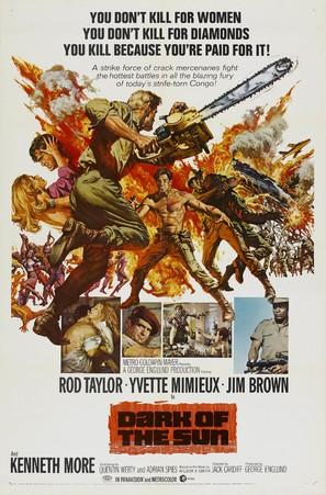 The Mercenaries - Movie Poster (thumbnail)