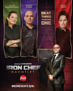 """Iron Chef Gauntlet"""