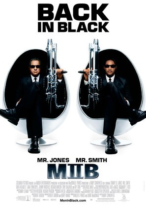 Men In Black II - Swedish Movie Poster (thumbnail)