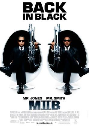 Men In Black II - Swedish Movie Poster (thumbnail)