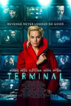Terminal - Movie Poster (thumbnail)