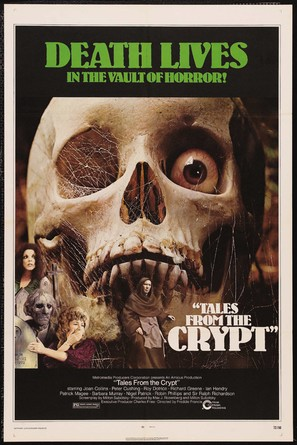 Tales from the Crypt - Movie Poster (thumbnail)