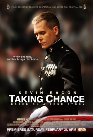 Taking Chance - Movie Poster (thumbnail)