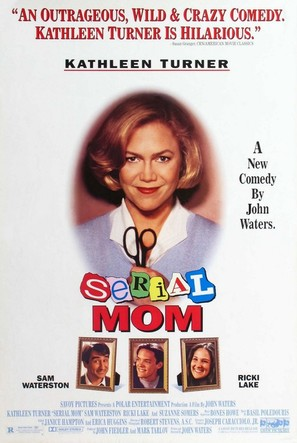 Serial Mom - Movie Poster (thumbnail)