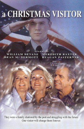 A Christmas Visitor - DVD movie cover (thumbnail)
