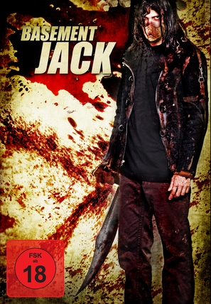 Basement Jack - German Movie Cover (thumbnail)