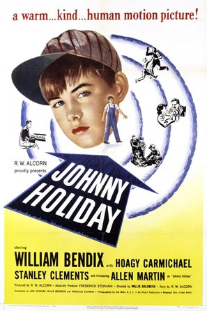 Johnny Holiday - Movie Poster (thumbnail)