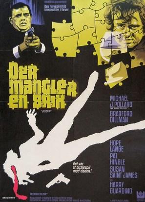 Jigsaw - Danish Movie Poster (thumbnail)
