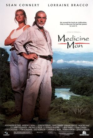 Medicine Man - Theatrical poster (thumbnail)
