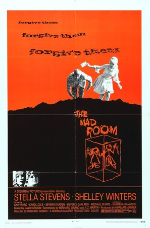 The Mad Room - Movie Poster (thumbnail)