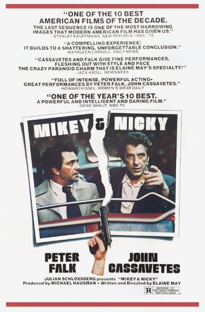 Mikey and Nicky - Movie Poster (thumbnail)
