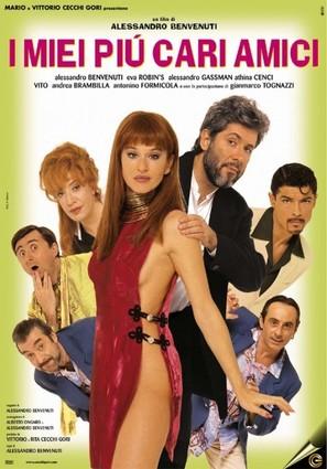 I miei più cari amici - Italian Movie Poster (thumbnail)