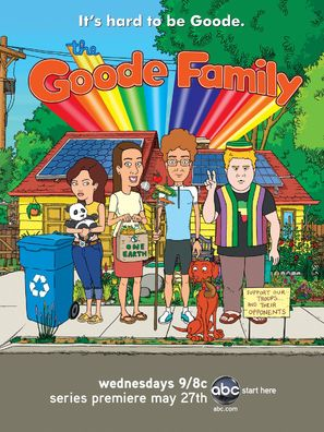 """The Goode Family"" - Movie Poster (thumbnail)"