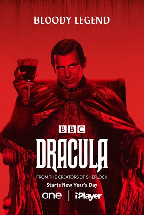 Dracula - British Movie Poster (thumbnail)