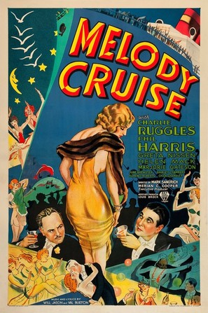 Melody Cruise - Movie Poster (thumbnail)